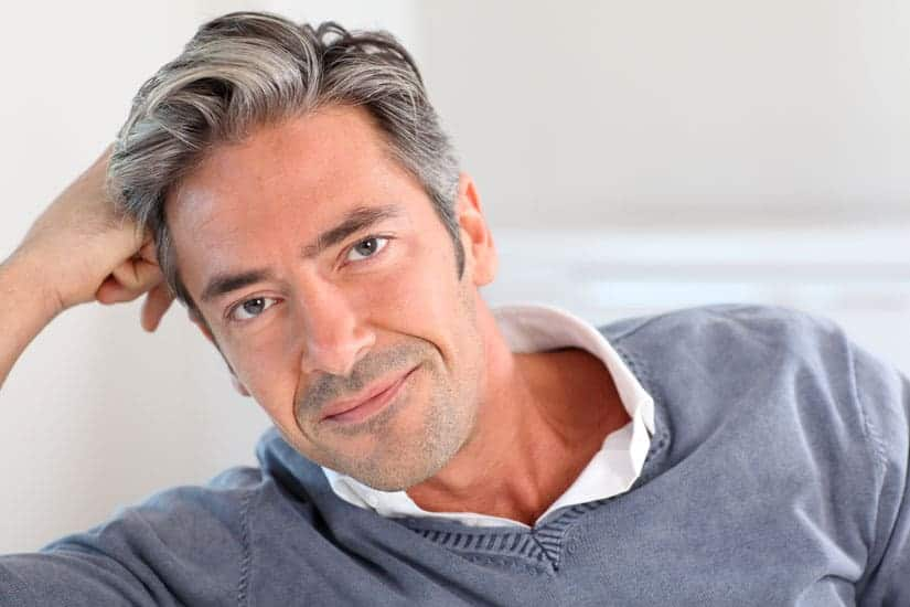 Hair loss repair options for men