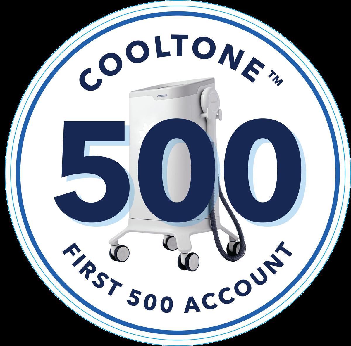 CoolTone Badge